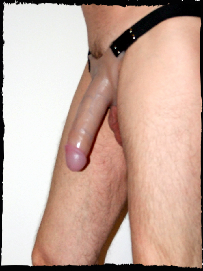 adult penis growth